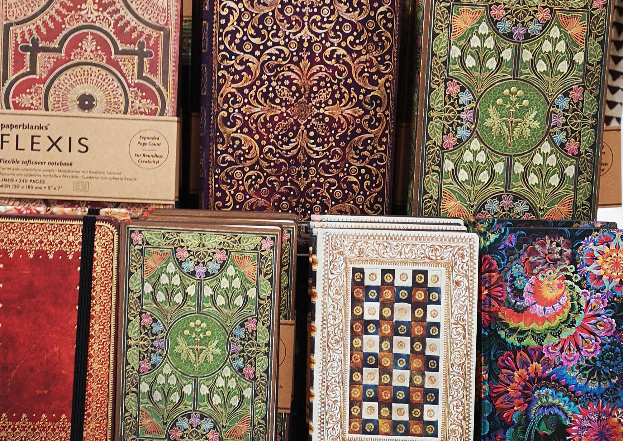 Notizbücher von Paperblanks