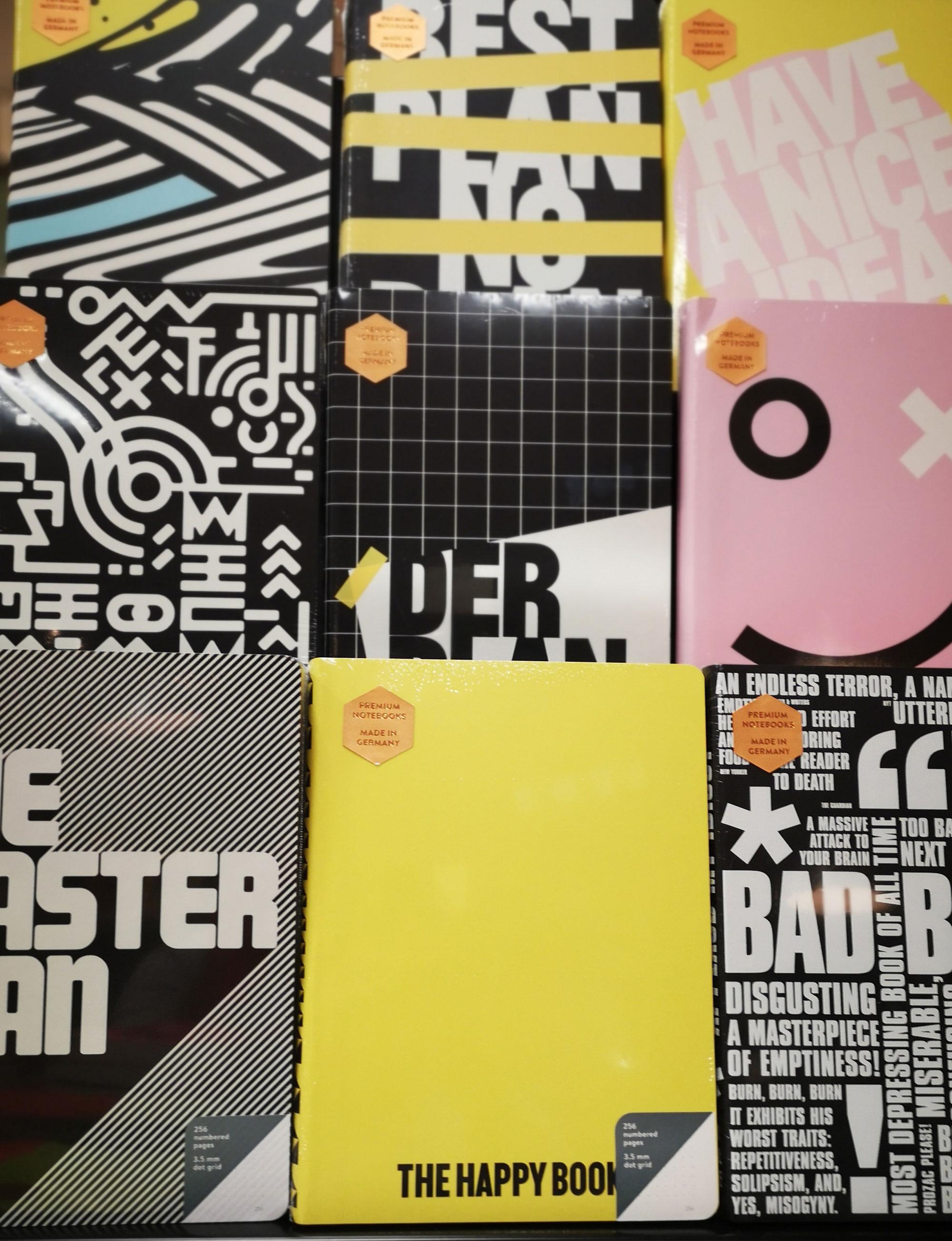 Notebooks von Brandbook