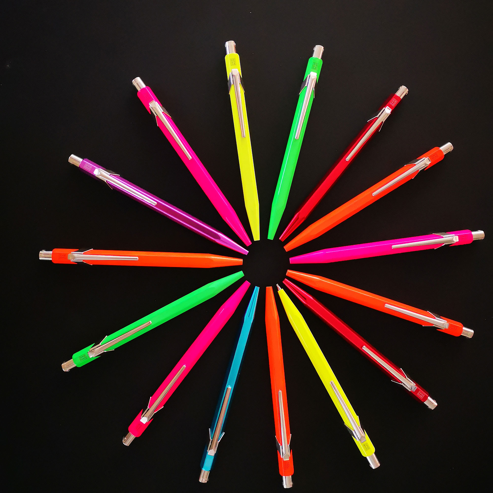 Kugelschreiber von Caran d'Ache